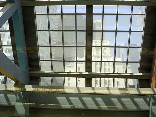 Bradley Wing Skylight