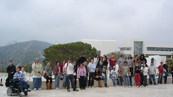 Getty Group Sp08